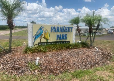 Parakeet Mobile Home Park, Lake Wales